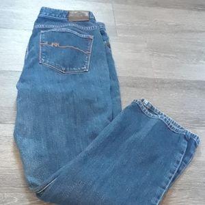 3/25$ Lauren Ralph Lauren petite jeans 12P